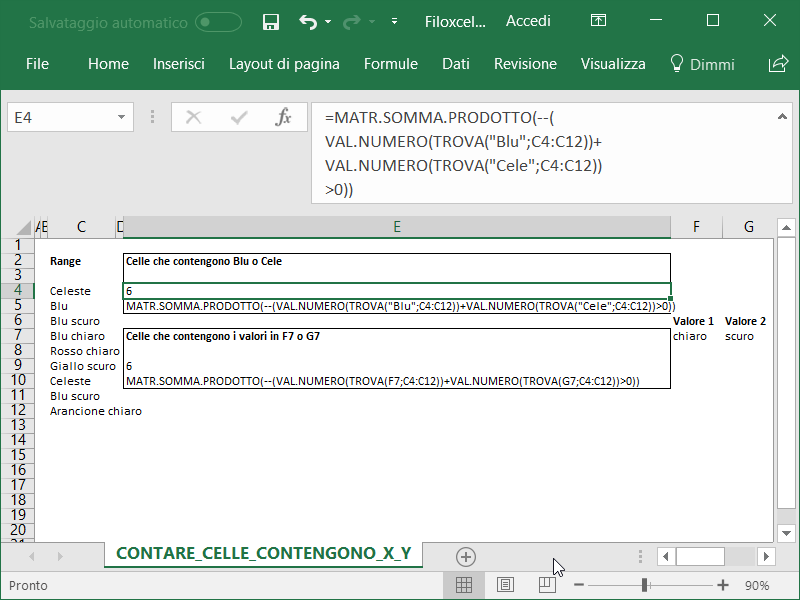 Microsoft_Excel_Contare_Celle_Contengono_X_Y