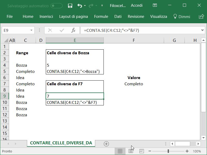 Microsoft_Excel_Contare_Celle_Diverse_Da_2