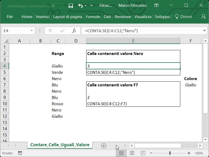 Microsoft_Excel_Contare_Celle_Uguali_Valore