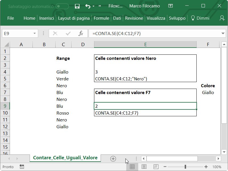 Microsoft_Excel_Contare_Celle_Valori_Testo_Uguale_2