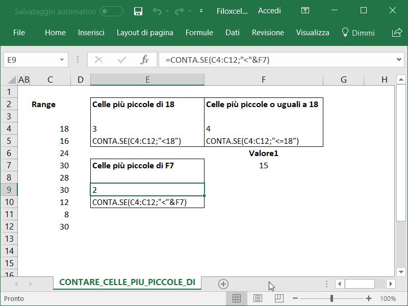 Microsoft_Excel_Contare_Valori_Più_Piccoli_Di_2