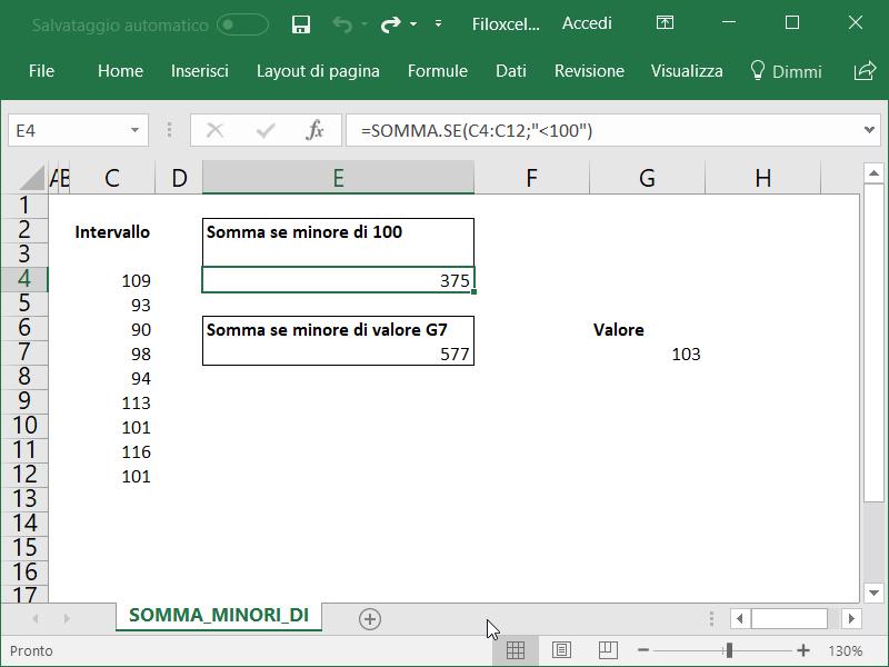 Microsoft_Excel_Somma_Se_Minore_Di