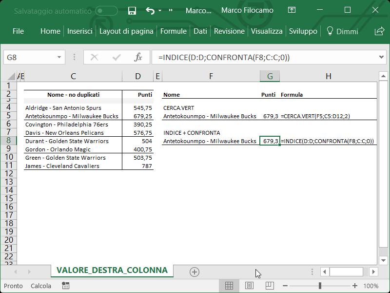 Microsoft_Excel_Trovare_Valore_Destra_Colonna_Tre