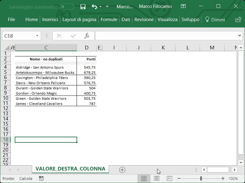 Microsoft_Excel_Trovare_Valore_Destra_Colonna_Uno