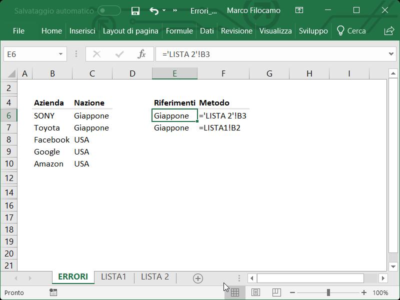 Microsoft_Excel_Errori_Foglio_Spazi