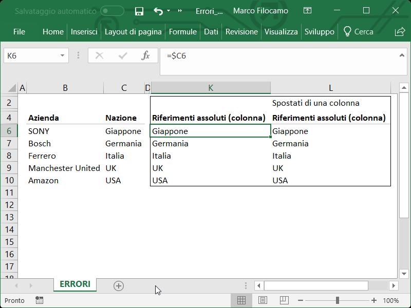 Microsoft_Excel_Errori_Riferimenti_Assoluti_Colonna