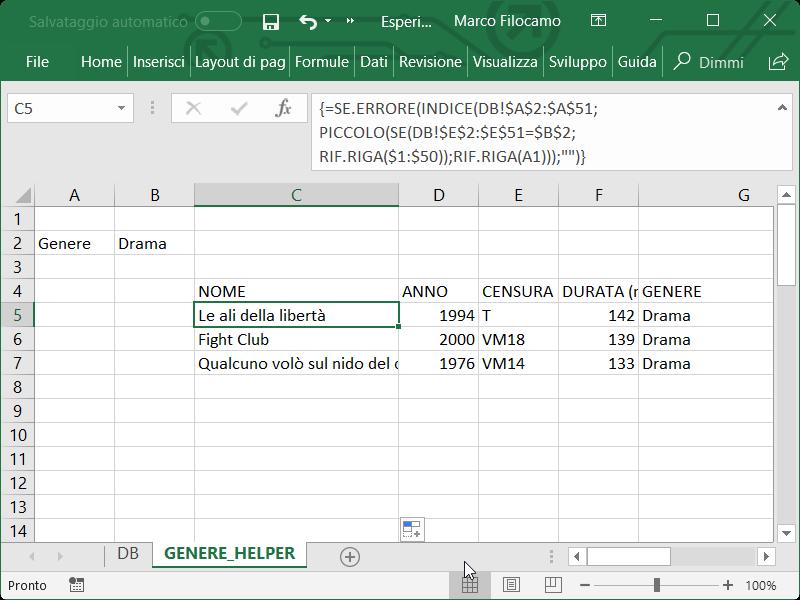 Microsoft_Excel_DB_Ricerca_Genere_Errore