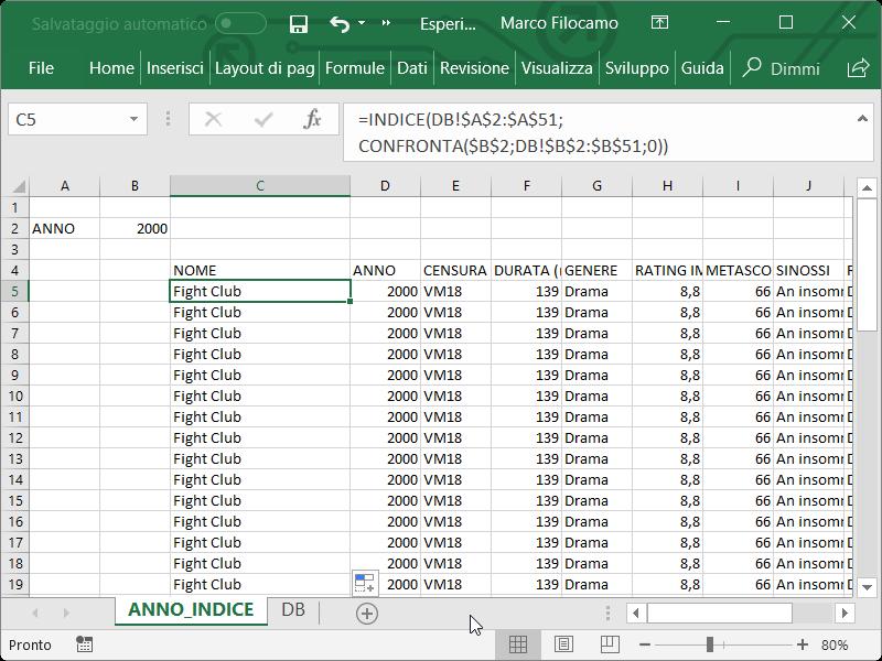 Microsoft_Excel_DB_Ricerca_Indice_Confronta