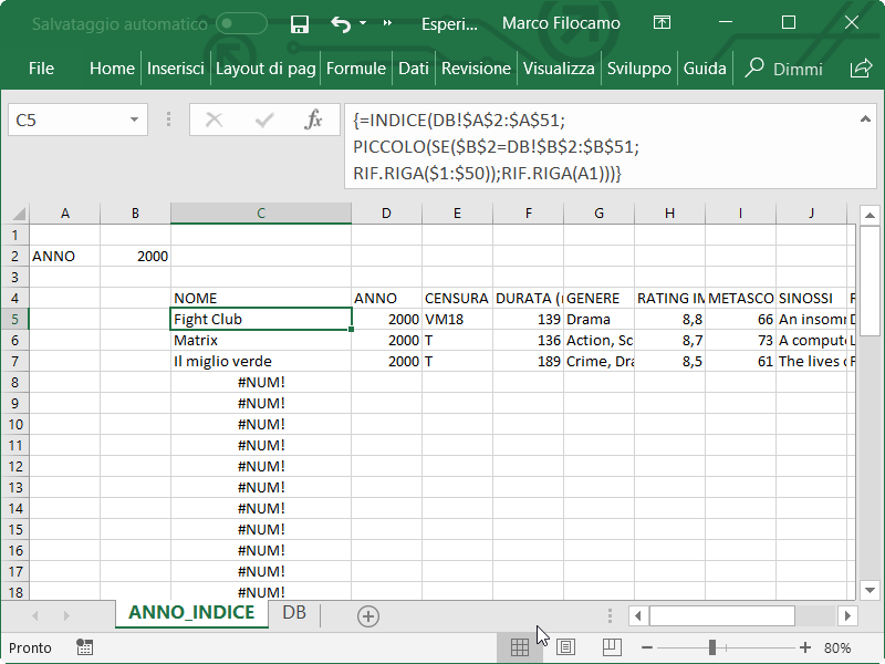 Microsoft_Excel_DB_Ricerca_Indice_Confronta_Array