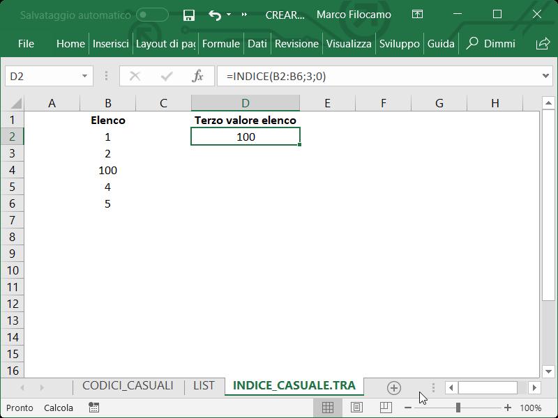 Microsoft_Excel_Codici_Casuali_Indice_Casuale_Tra