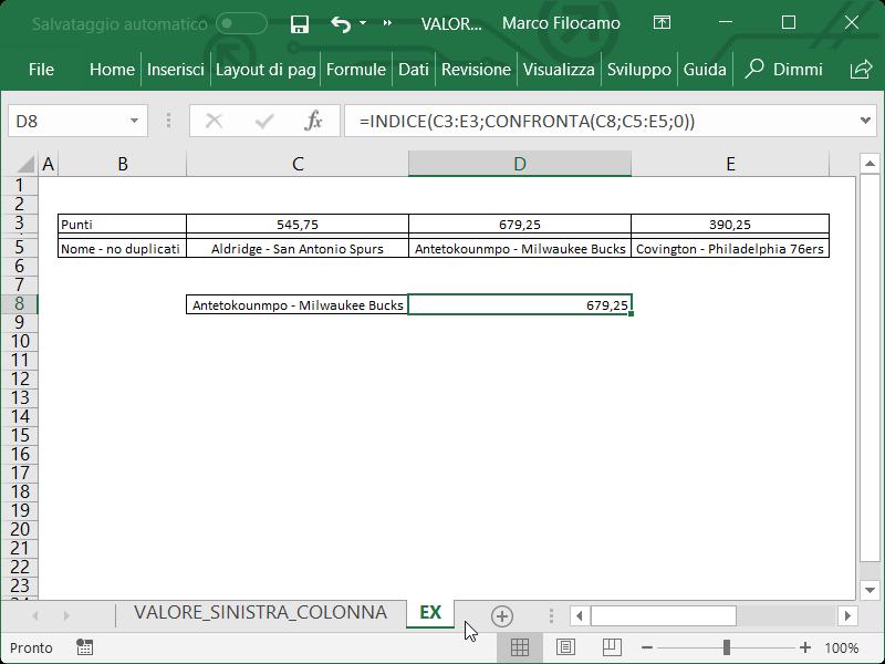 Microsoft_Excel_Ricerca_Valori_Alto_Indice_Confronta