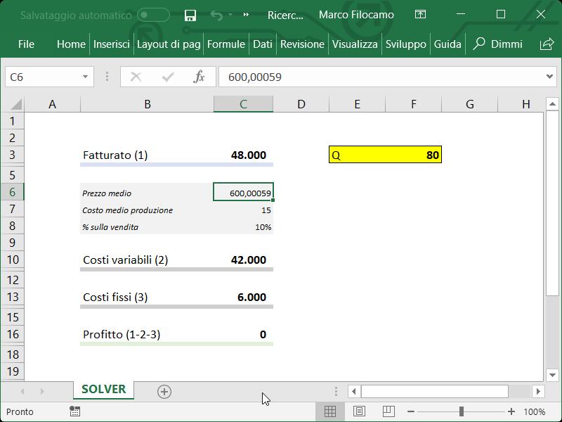 Microsoft_Excel_Risolutore_Soluzione_Corretta