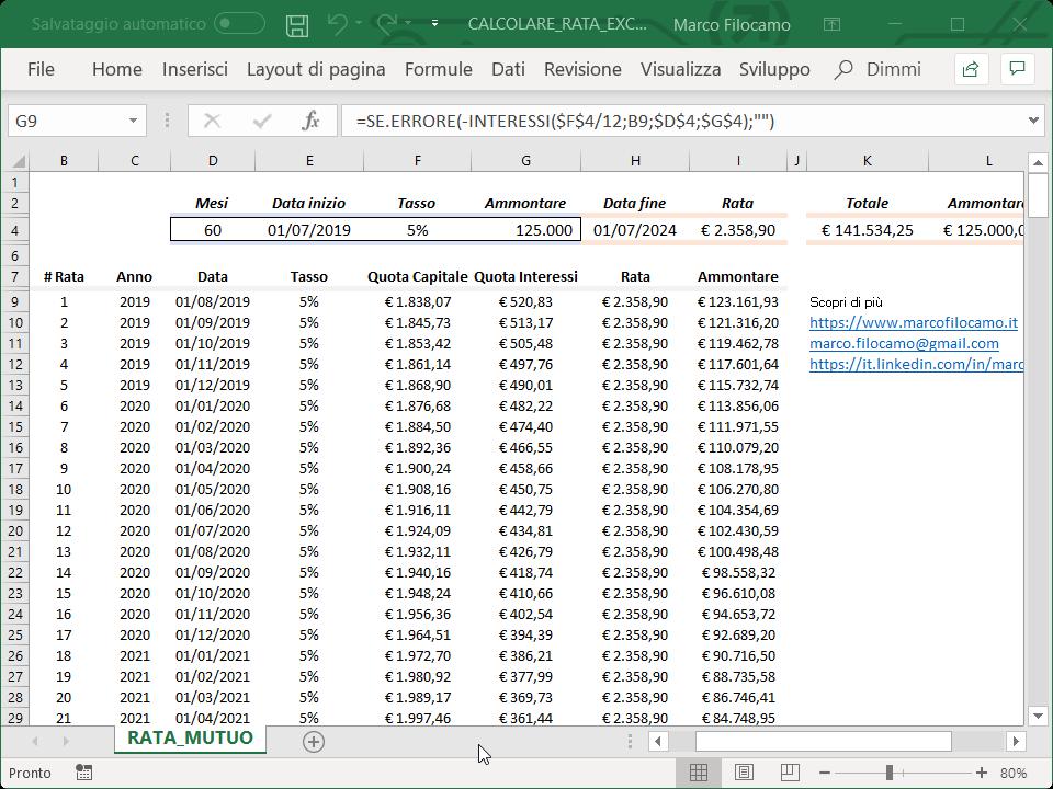 Microsoft_Excel_Calcolo_Rata_Mutuo_Interessi