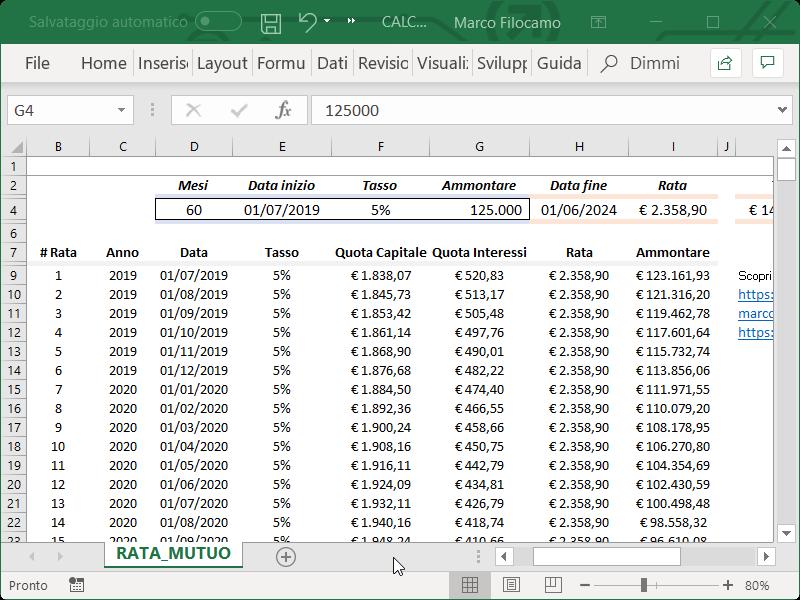 Microsoft_Excel_Calcolo_Rata_Mutuo