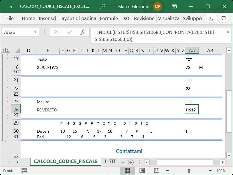 Microsoft_Excel_Calcolo_Codice_Fiscale_Comune