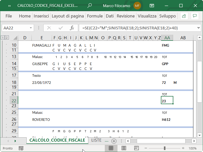 Microsoft_Excel_Calcolo_Codice_Fiscale_Sesso