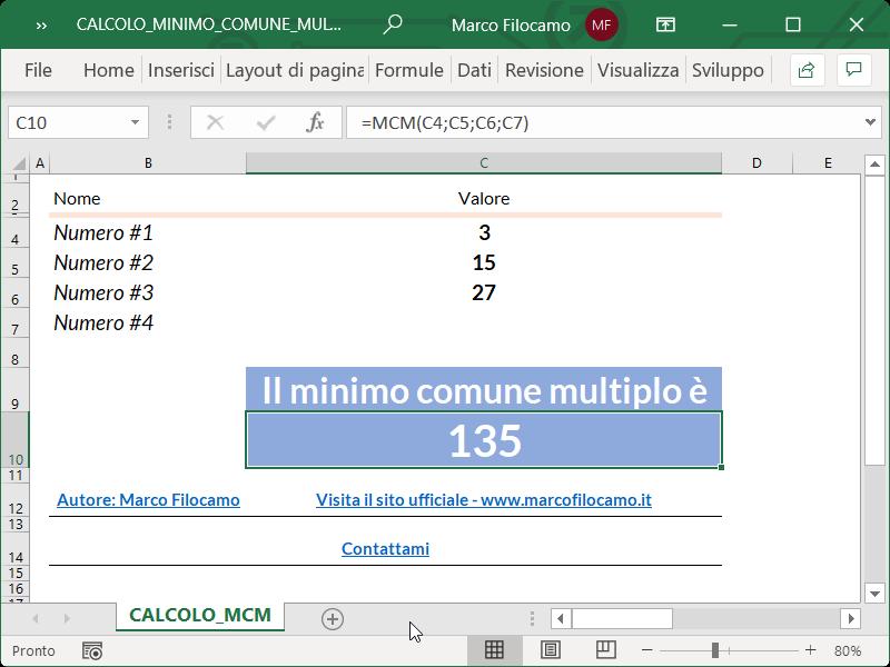 Microsoft_Excel_Calcolo_Minimo_Comune_Multiplo
