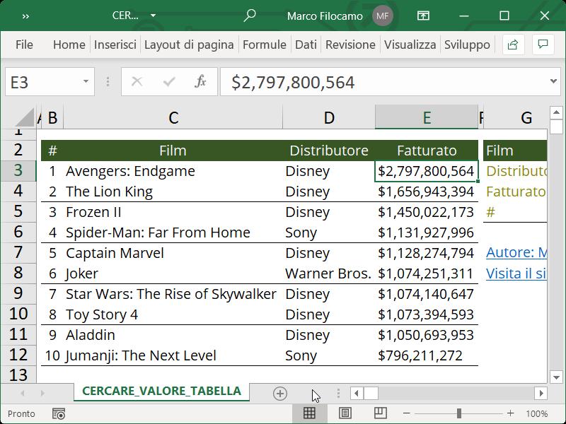 Microsoft_Excel_Cercare_Valore_Tabella_Iniziale