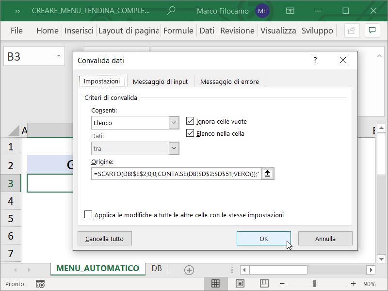 Microsoft_Excel_Creare_Menu_Tendina_Automatico_Convalida_Finale