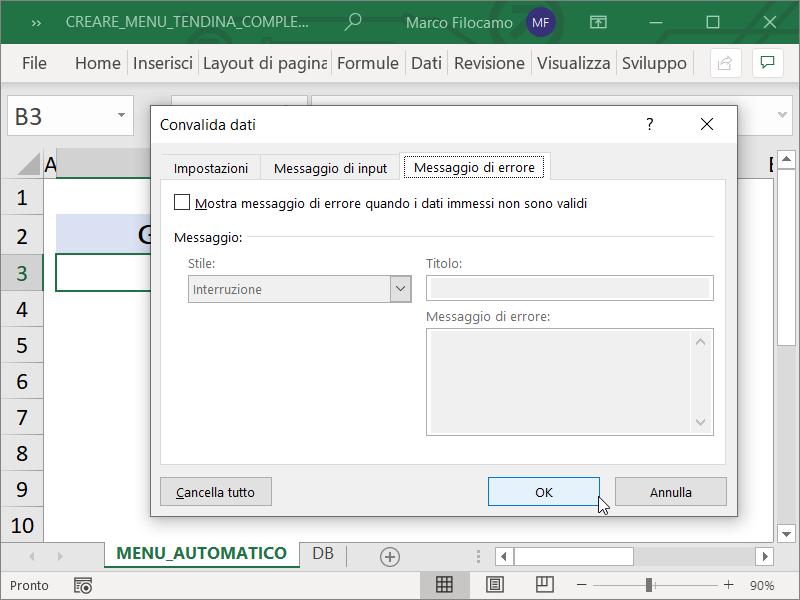 Microsoft_Excel_Creare_Menu_Tendina_Automatico_No_Errore