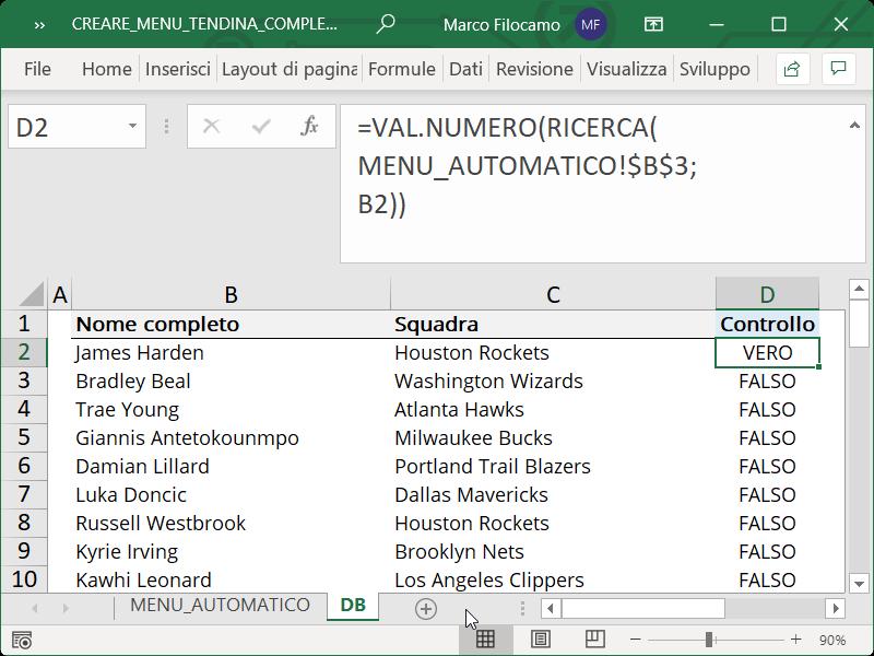 Microsoft_Excel_Creare_Menu_Tendina_Automatico_Vero_Ricerca