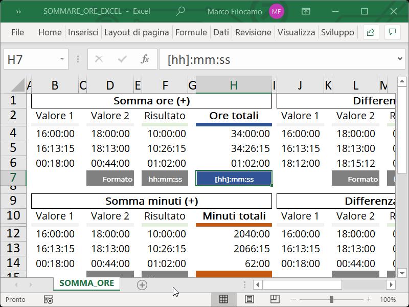 Microsoft_Excel_Sommare_Ore_Ore