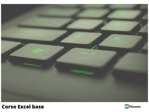 Corso_Excel_Base_Online