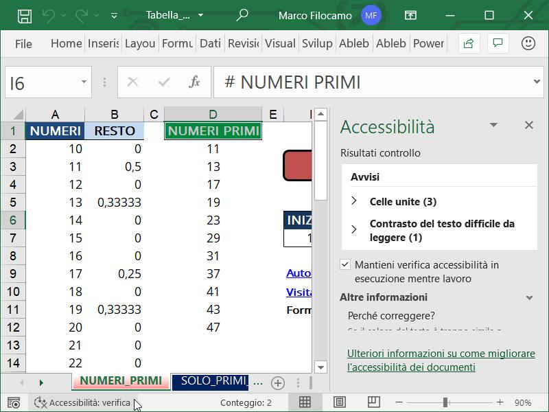 Compatibilità_Excel_Schermata_Verifica_Accessibilità_Dettaglio
