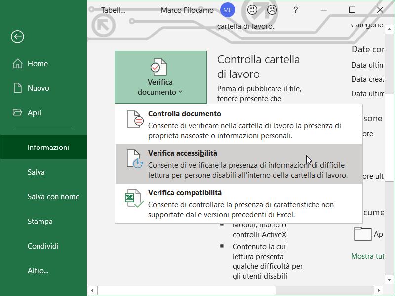 Compatibilità_Excel_Schermata_Verifica_Accessibilità_Informazioni