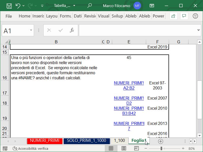 Compatibilità_Excel_Schermata_Verifica_Compatibilità_Nuovo_Foglio